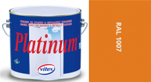 Vitex Platinum lesk RAL 1007 0,75L